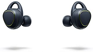 Samsung Gear IconX Cordfree Fitness Earbuds with Activity Tracker - Black (Renewed) (Black)