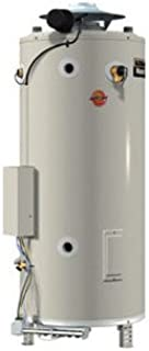 BTR-197 Commercial Tank Type Water Heater Nat Gas 100 Gal Master-Fit 197,000 BTU Input
