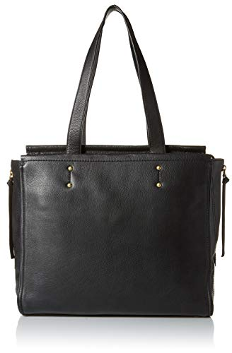 Cole Haan Jade Leather Tote Bag, black