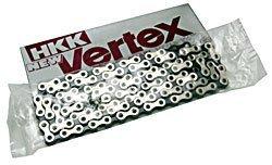 HKK Vertex ベルテックス 1/8インチチェーン シルバーブラック
