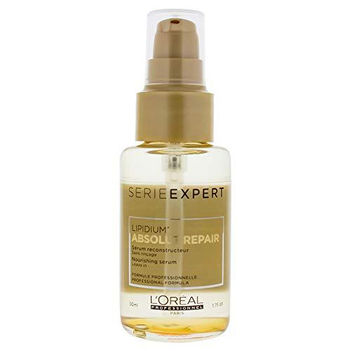 L'Oréal Expert Professionnel Absolut Repair Lipidium Serum, Suero Reconstructivo 50 ml