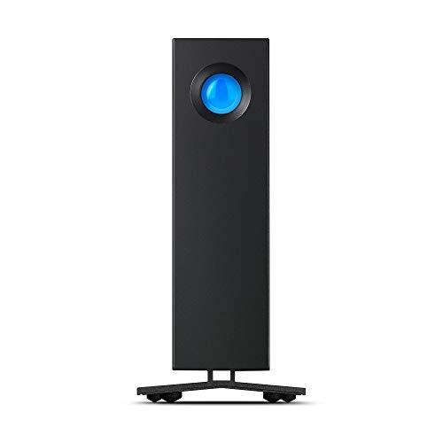 LaCie d2 Professional 10 TB External Hard Drive Desktop HDD – Thunderbolt...