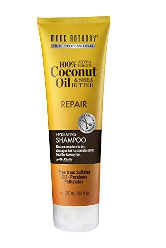 Shampoo Cabello Rizo marca Marc Anthony