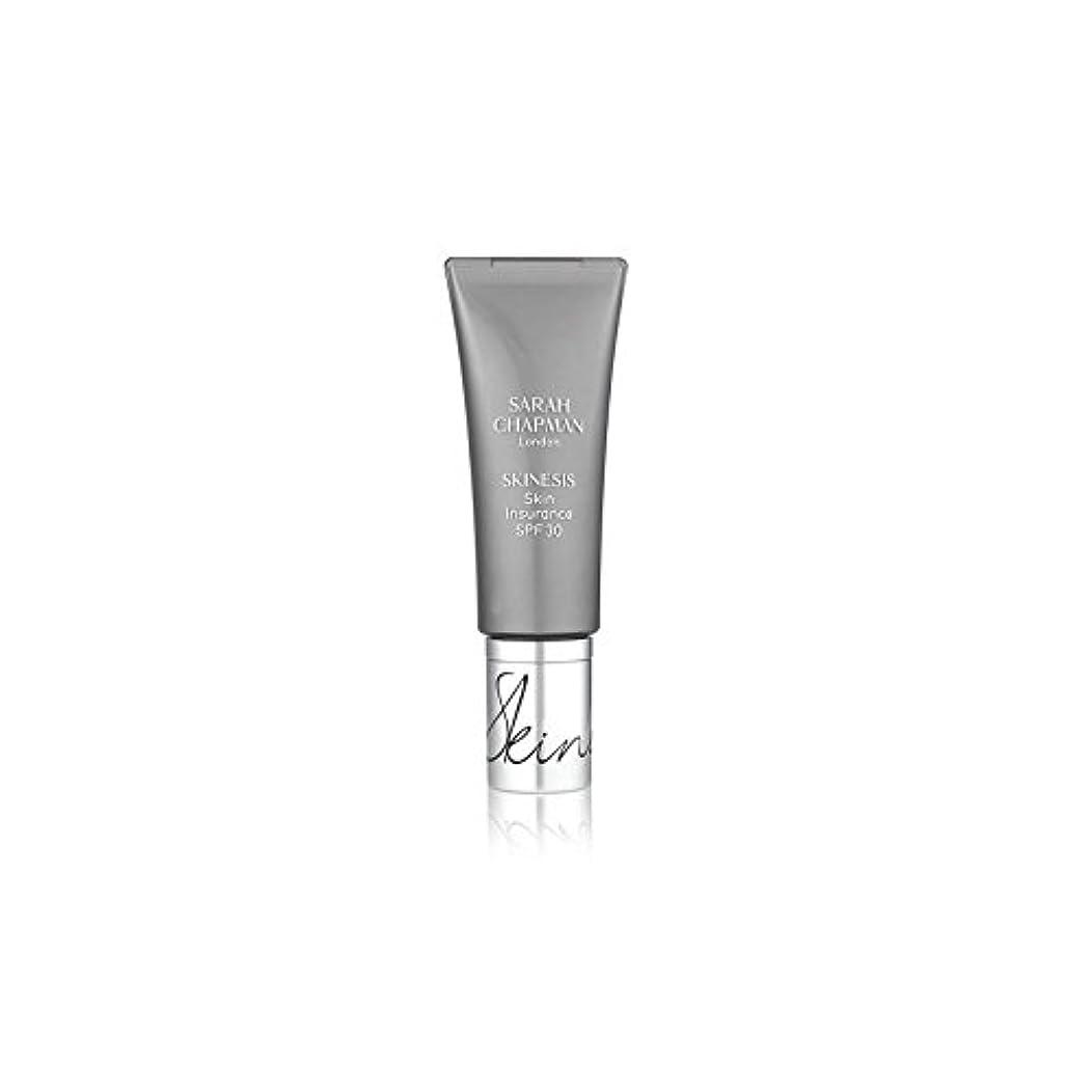 Sarah Chapman Skinesis Skin Insurance Spf 30 (30ml) (Pack of 6) - サラ?チャップマン皮膚保険 30(30ミリリットル) x6 [並行輸入品]