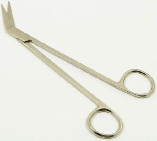Ranking TOP18 Kelly Surgical Very popular Scissors 6 inches Angled 1 4