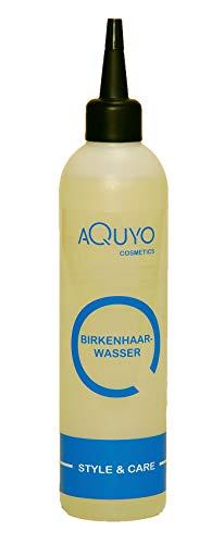 Birkenhaarwasser von Aquyo, 200ml