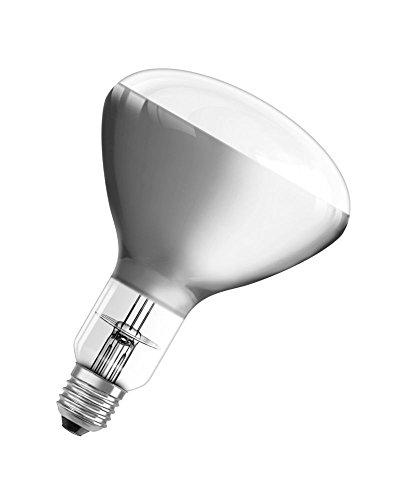 OSRAM SICCA CL 375W 240V, calentador de infrarrojos, lámpara infrarroja, lámpara de calor