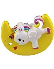 Moon Unicorn Cartoon Toys PU slow rebound stress relief Toys Home Adornment Toys