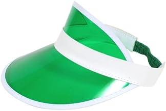 Green Sun Visor - Croupier/Poker Dealer