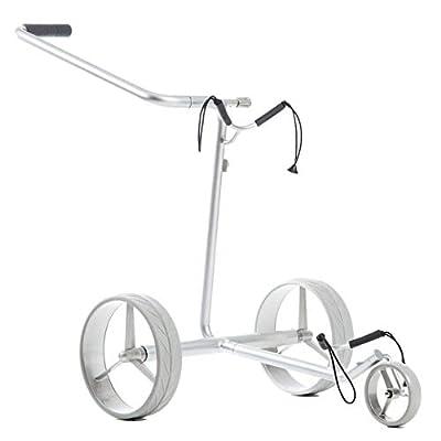 JuStar Silver Trolley Titansilber