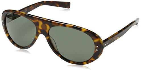 NIKE Gafas de Sol havana/verde Única