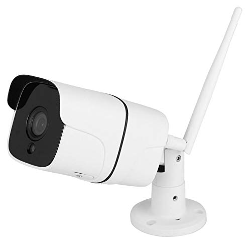 DAUERHAFT Prenda Impermeable IP66 de la cámara CCTV de la Seguridad de la cámara IP de la(100-240V European Standard)