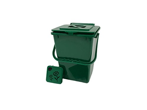 Why Should You Buy Exaco ECO-2000 2.4 Gallon Kitchen Compost Waste Collector