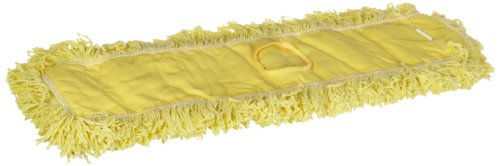 Rubbermaid Commercial Trapper Dust Mop, 36', Yellow, FGJ15503YL00