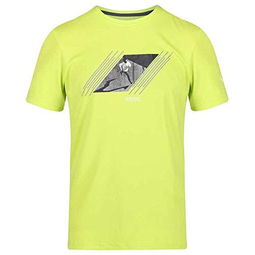 Regatta Mens Fingal V Polyester Quick Drying Running T Shirt