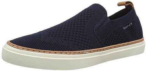 GANT Footwear Herren PREPVILLE Slipper, Blau (Marine G69), 43 EU