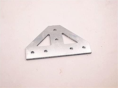 VIENDADPOW AM8 / Anet A8 3mm Aluminium-Bodenplatte für AM8 3D-Drucker-Extrusion Metallrahmen