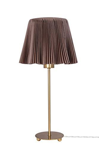 720406 EDITH Marrón, Lámpara de mesa, Globen Lighting