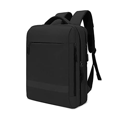 ZDSS Diseño de actualización Mochila Ejecutivo Hombre Impermeable para Ordenador portátil 14-17.3...