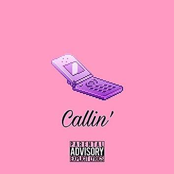 Callin' (feat. Whensday)