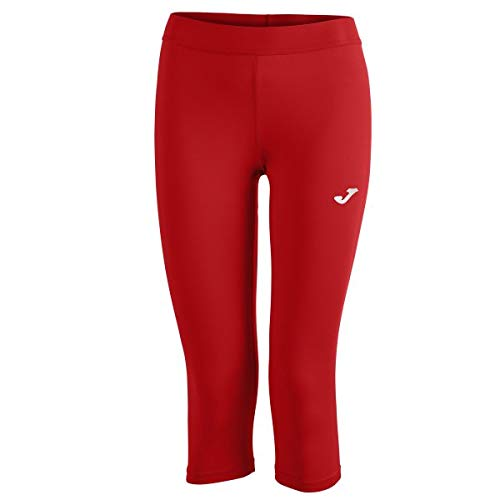 Joma Olimpia Pantalon Woman, Niñas, Rojo, 2XS