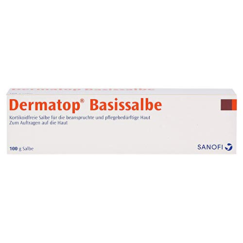 Dermatop Basissalbe, 100 g
