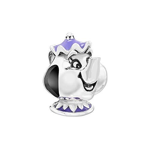 Chamilia Charms Disney Madame Pottine (2020-0991) Silber 925/-