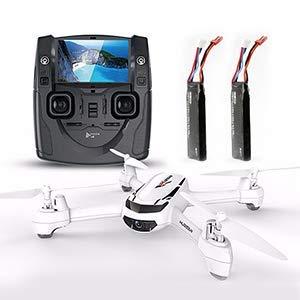 Hubsan H502S X4 GPS FPV 720P HD Camera Drone met 2 Batterijen voor Drone