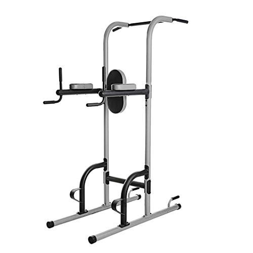 HGXC Domicilio de dominadas interiores paralelas barras multifuncionales marco adulto equipo de fitness bancos