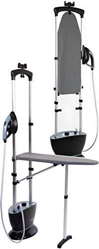Stiratrice verticale ad alta pressione 4 bar dotata di un asse da stiro per offrire un dispositivo 2 in 1, 2400 W, 50 g/min