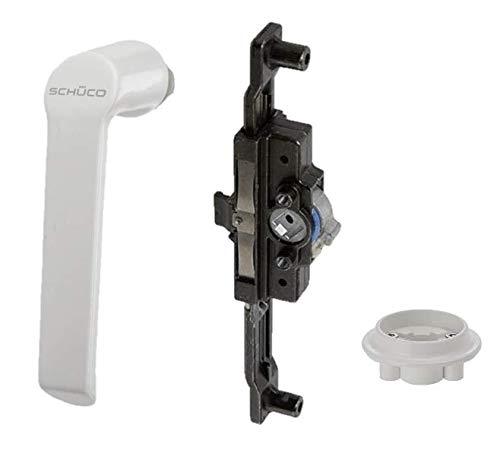 Schüco Reparaturset Getriebe Griff Rosette Kunststofffenster