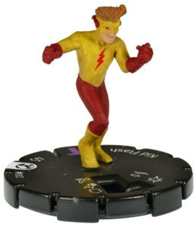 HeroClix  Kid Flash   2 (Rookie)  Crisis by HeroClix