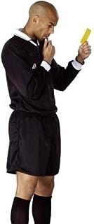 comprar comparacion ZOR - Equipación para árbitro de fútbol, camiseta y pantalones cortos, para árbitro de fútbol, rugby, hockey