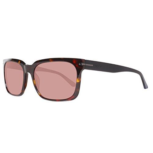 Gant Sonnenbrille GA7073 5656E Montures de lunettes, Marron (Braun), 56 Homme