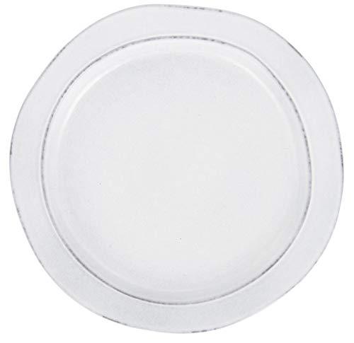 Ib Laursen Grey Dunes Assiette à gâteau en grès 22 x 2,6 cm