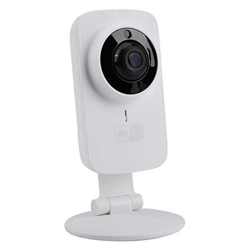 720P WIFI babyveiligheidsmonitor met bidirectionele IR-nachtzicht spraakbewegingsdetectie bewaking op afstand voor gebruik binnenshuis (EU-stekker)