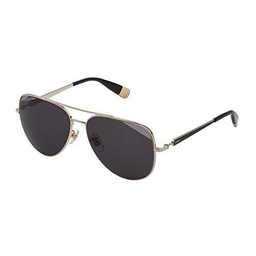 FURLA SFU404 0594 58-14-140 - Gafas de sol para mujer, color dorado brillante
