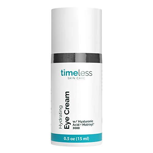 Hydrating Hyaluronic Acid + Matrixyl + Algae Eye Cream 0.5 oz. by Timeless Skin Care
