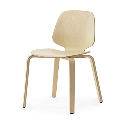 Normann Copenhagen My Chair Wood Stuhl 48 x 50 cm - birke