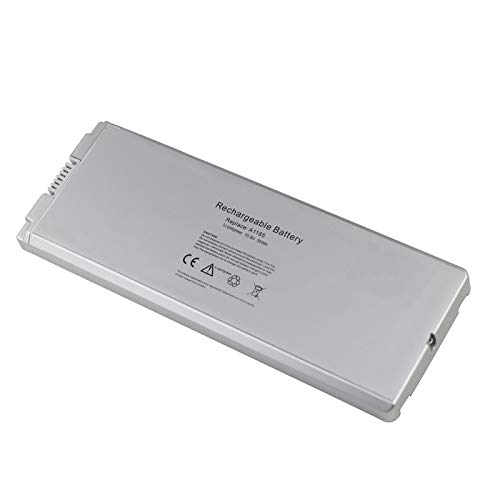 Bay Valley Parts Replacement Laptop Battery for APPLE MACBOOK 13' WHITE MAC A1185 A1181 MA254 MA561 MA561FE/A MA561G/A MA561J/A