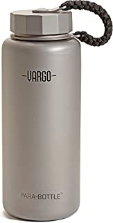 vargo para bottle titanium 34 oz