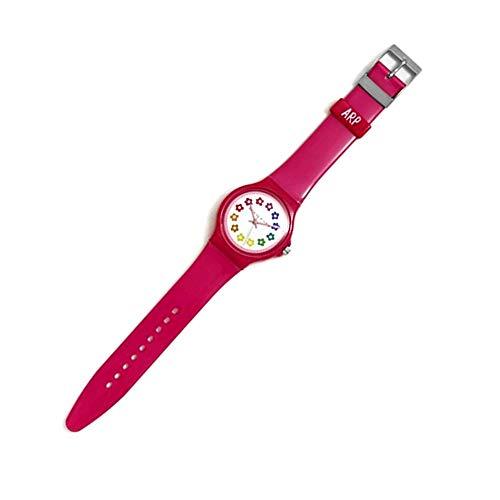 Agatha Ruiz de la Prada Reloj para Mujer Analógico Cuarzo japonés con Correa de Plástico AGR247