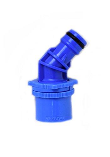 地下散水栓ニップル QG076FJ