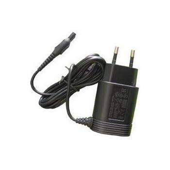 Philips Accessoires Alimentation secteur de la base chargeurTransformateur avec cordon HQ 8500 ou HQ8505 8500 ___pour rasoir Philips HQ5 HQ6 HQ7