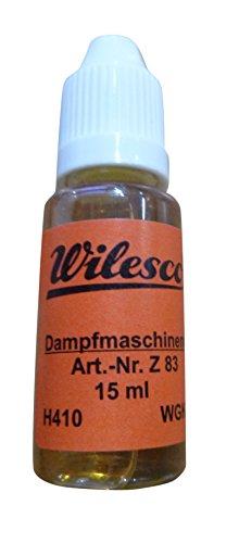 Wilesco 801 Dampfmaschinenöl Z83, 15 ml