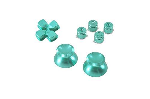 GAMINGER Boton de Bala Sticks Análogos D - Pad hecho de Aluminio...