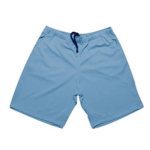N\P Pantalones Cortos de los Hombres Transpirable Pantalones Cortos Más el