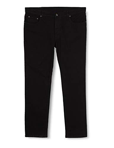 Pioneer Herren Ron Straight Jeans, Schwarz (Schwarz 11), W36/L32 (Herstellergröße: 3632)