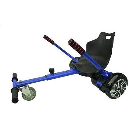 OVIBOARD Silla, Asiento de Hoverboard, Kart para Patinete, Adaptable 6.5 8 y 10 Pulgadas