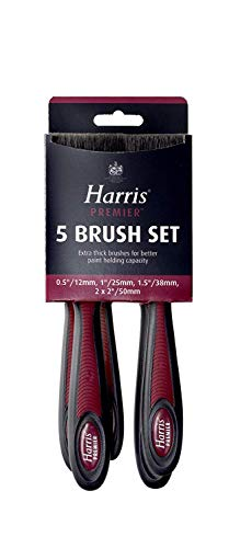 3 X Premier Brush (Pack of 5)